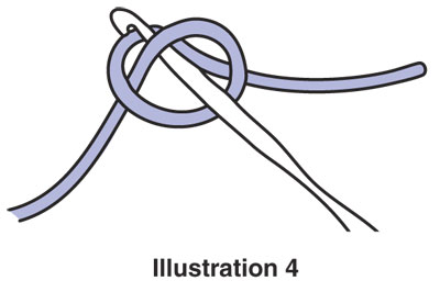 Lesson 2: How to Slip Knot & Chain Stitch