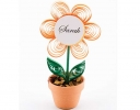 Flowerpot Table Favor