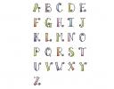 Springy Alphabet
