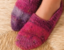 Cozy Fit Knit Slippers