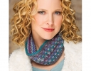 Easy Checkered Cowl