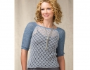 Andi Lace Raglan Sweater