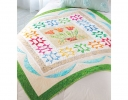 Fanciful Flower Basket Quilt