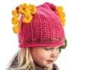 Flower Fun Hat