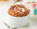 Cinnamon Roll Pincushion