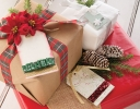 The Night Before Christmas Chipboard Gift