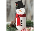 Snowman Treat Jar