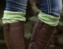 Sassy No-Sew Sweater Boot