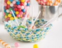Braided Candy Bowl