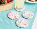 Summer Dreaming Coaster Set