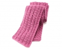 Staggered Cables Scarf
