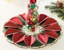 12-Piece Flower Table Topper