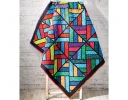 Tessellating Diamonds Quilt