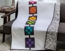 Nine-Patch Cairn Quilt