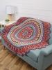 Learn to Crochet a Mandala Throw