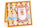 Little Lady Card