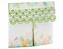 Floral Envelope Card