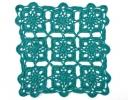 Square Motif Blanket