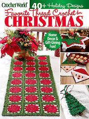 Favorite Thread Crochet for Christmas