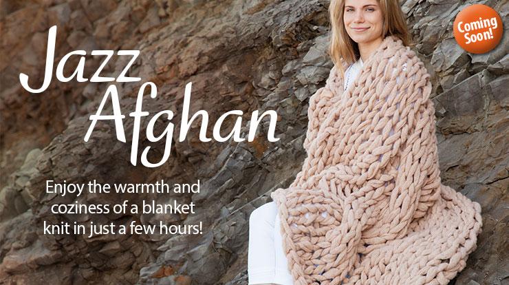 Jazz Afghan