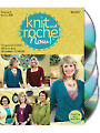 Knit and Crochet Now! Season 3 DVD