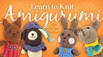 Learn to Knit Amigurumi