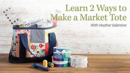 Make a Market Tote