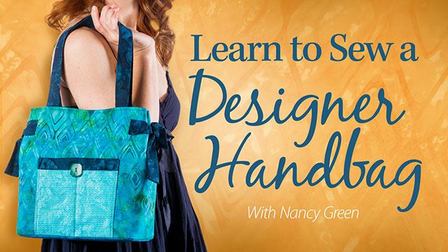 Online Classes: Learn to Sew a Designer Handbag