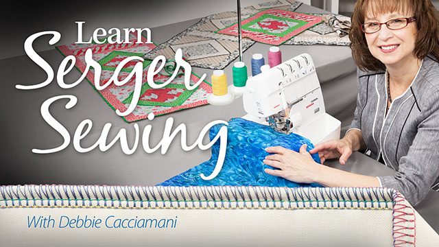 Online Classes: Learn Serger Sewing