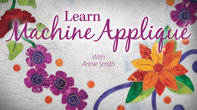 Online Classes: Learn Machine Applique