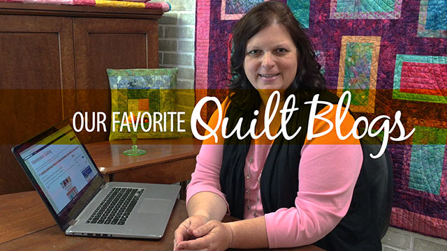 Creative Living: Our Favorite Quilt Blogs