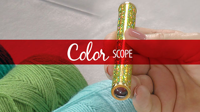 Products We Love: Color Scope