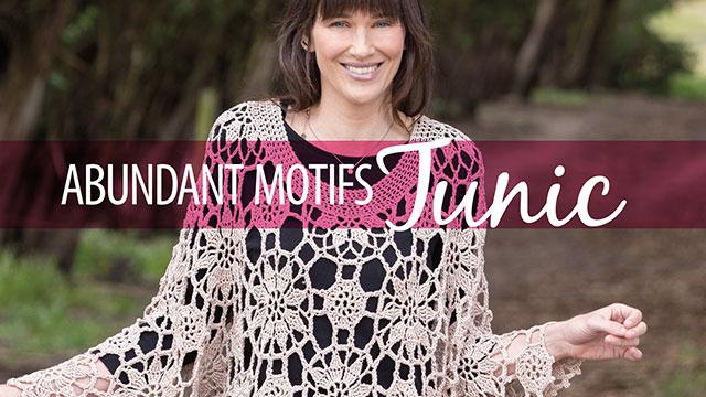 Learn, Make, Create!: Abundant Motifs Tunic