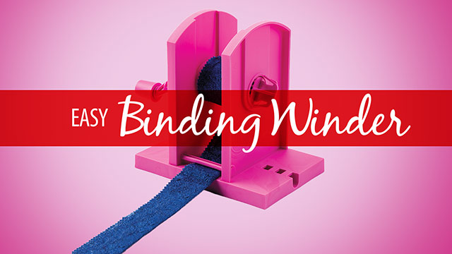 Products We Love: Easy Binding Winder