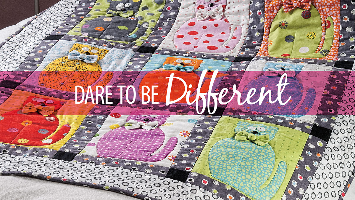Dare to be Different! video