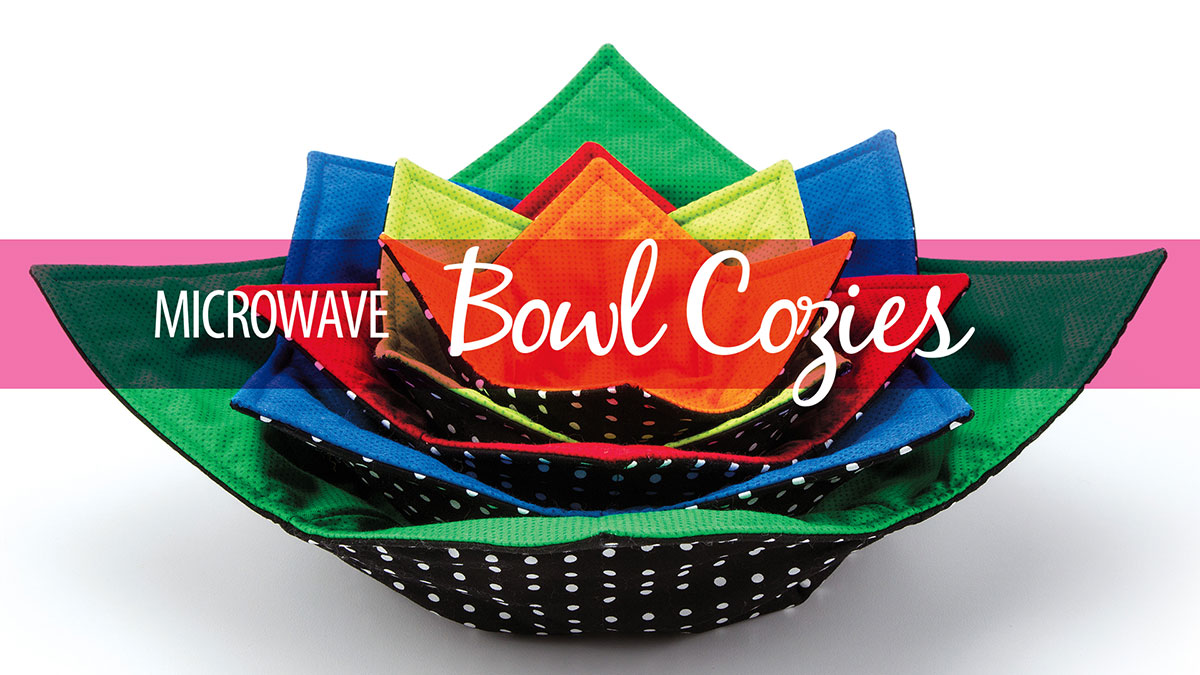 Microwave Bowl Cozies video