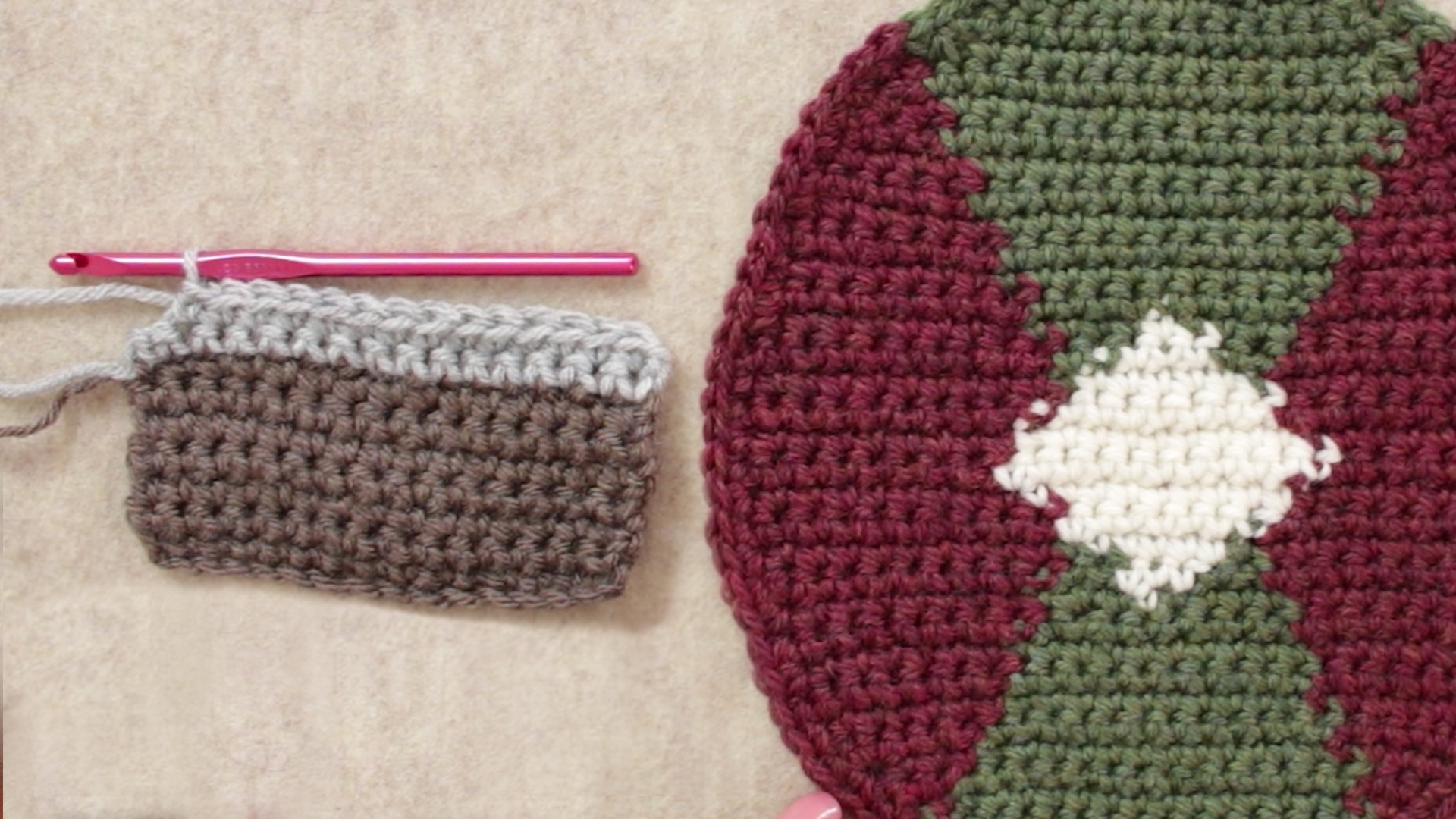 Quick Stitches & Tips: How to Change Yarn Colors