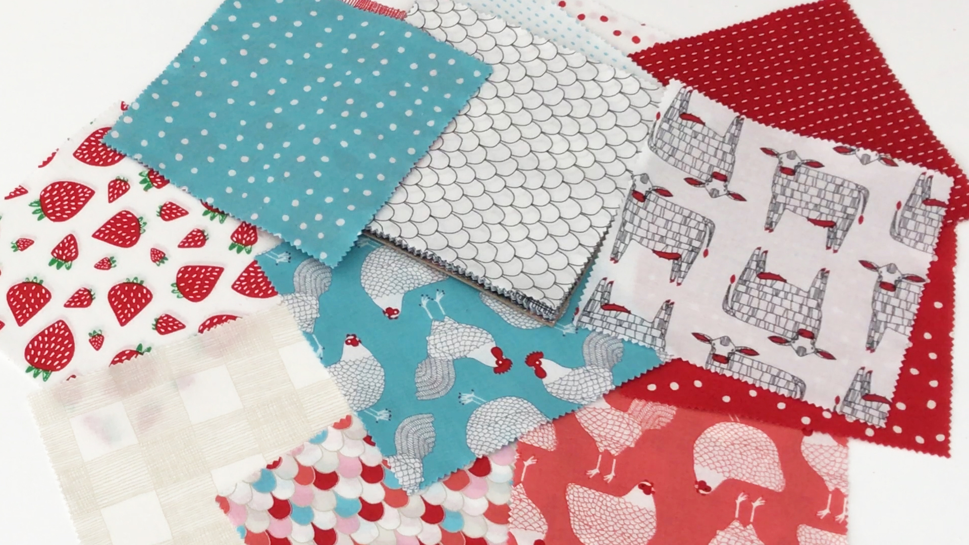 Quilt & Sew Tips: 5 Tips for Picking Great Fabrics