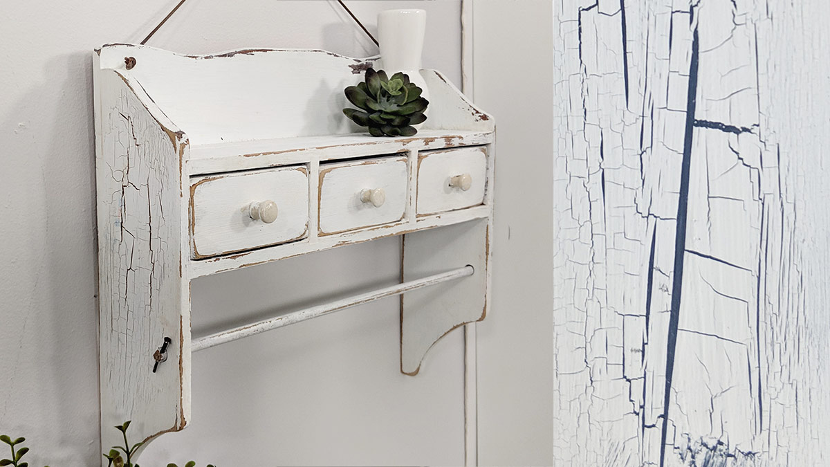Creative Living: Vintage-Style Painting Tips & Tricks