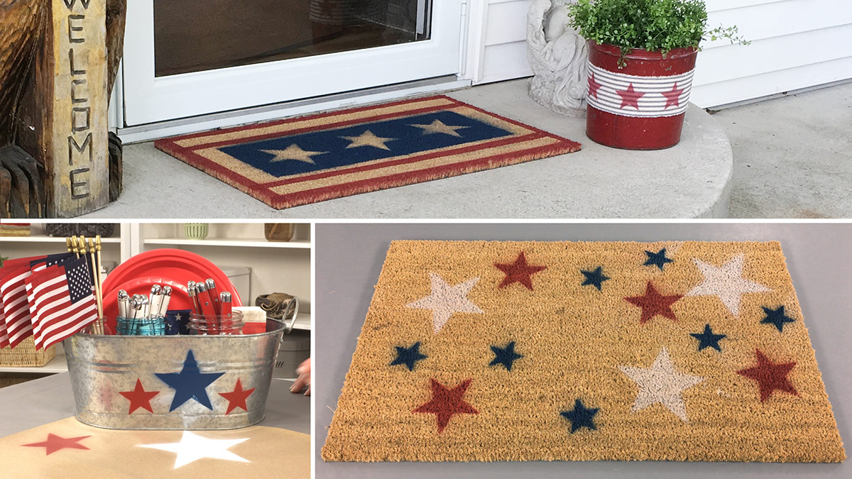 Creative Living: Last-Minute Fourth-of-July Fun