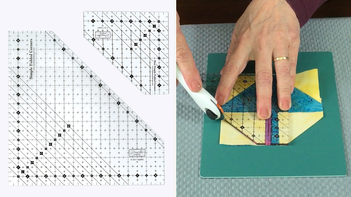 Products We Love: Simple Folded Corners Ruler