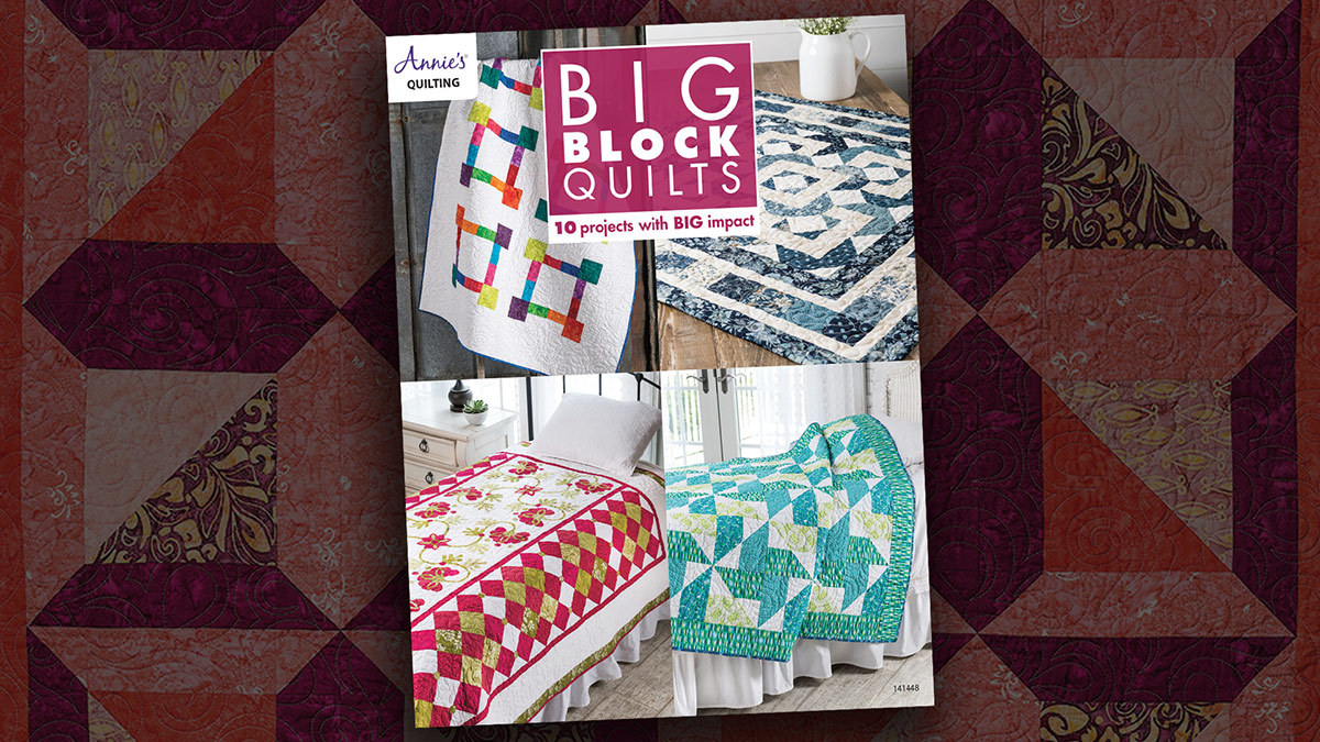 Products We Love: Big Block Quilts