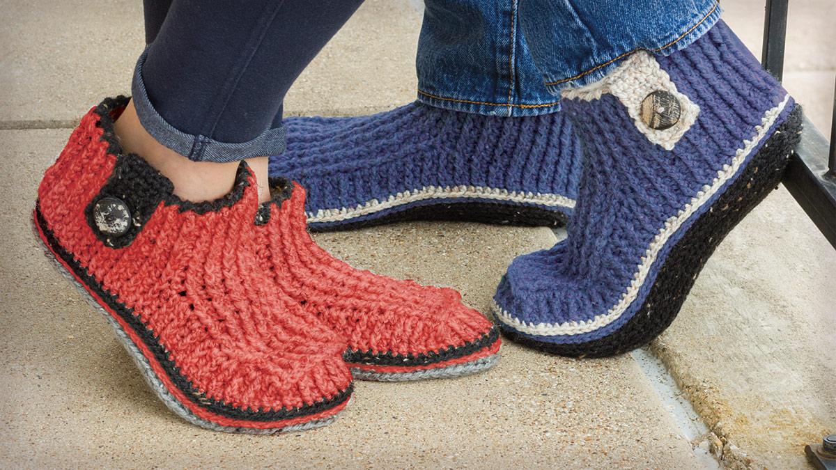 Learn, Make, Create!: Unisex Slippers