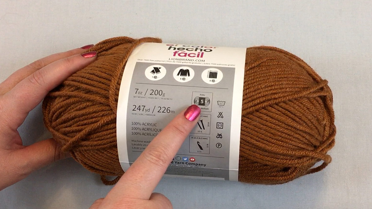 Quick Stitches & Tips: Understanding Yarn Weight Symbols