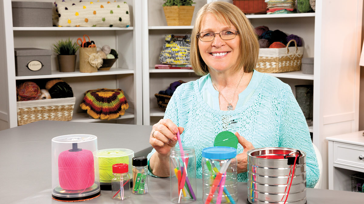 Quick Stitches & Tips: Recycle & Reorganize