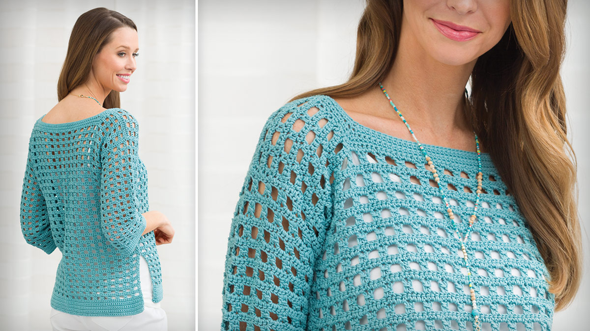 Learn, Make, Create!: Simply Superb Pullover