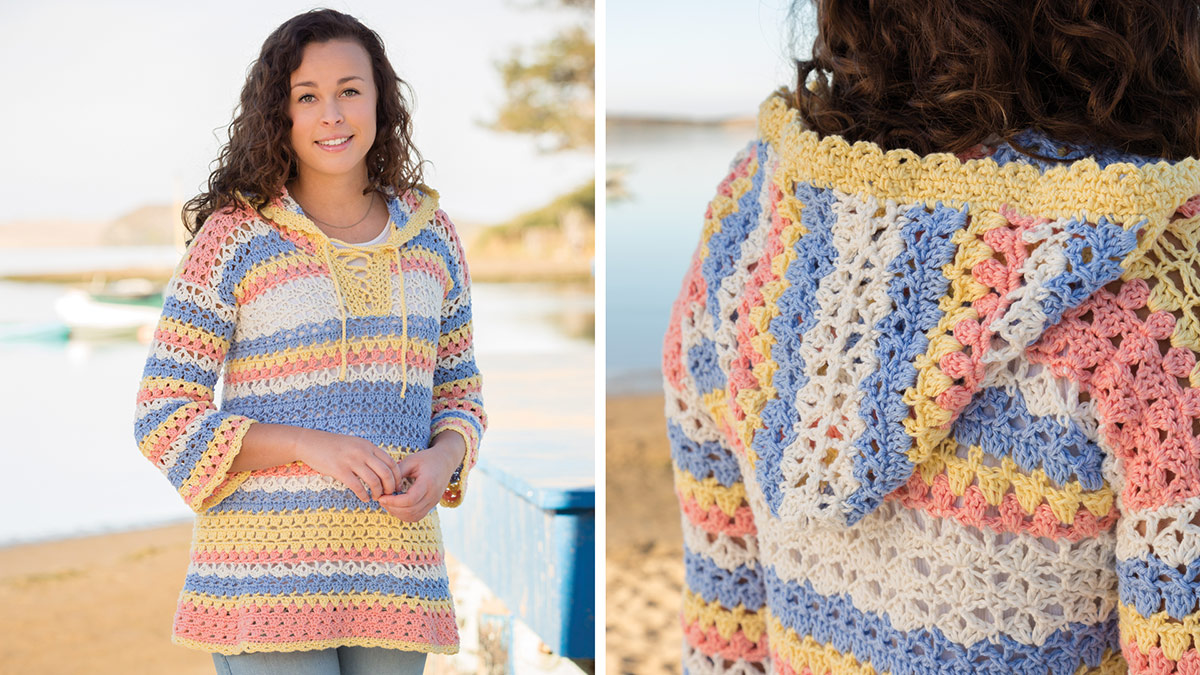 Learn, Make, Create!: Cresting Waves Tunic