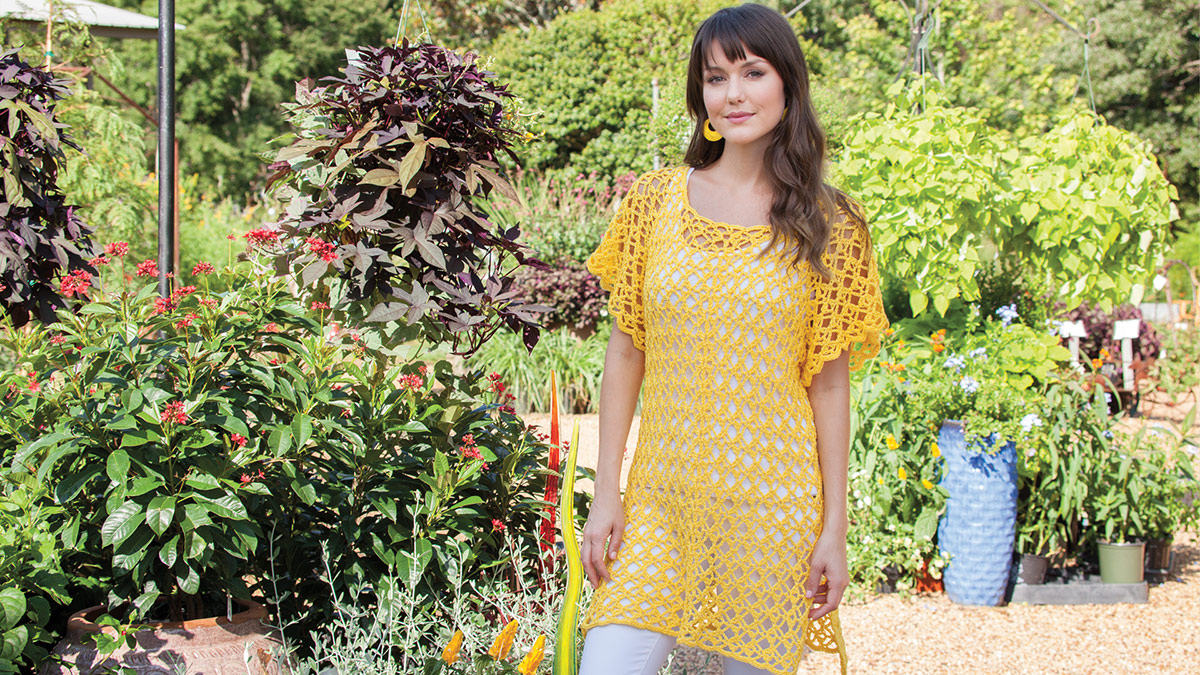 Learn, Make, Create!: Golden Horizon Tunic