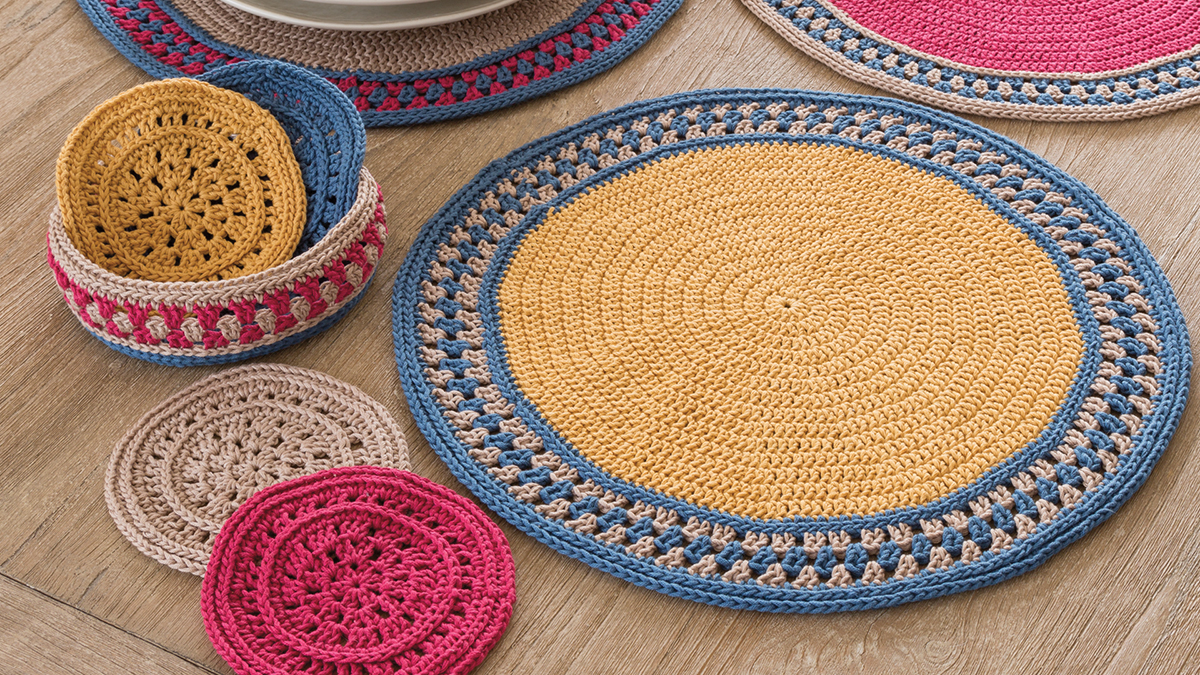 Learn, Make, Create!: Sun Flare Table Set