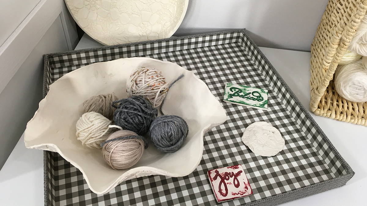 Creative Living: Intro to Paper Clay Crafting